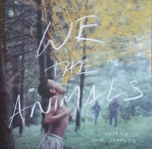 Nick Zammuto<br>We The Animals: An Original Motion Picture Soundtrack<br>LP, Ltd, Yellow